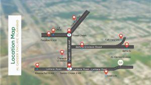 Alqadar Location Map